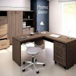 Cadeira e mesa de escritorio