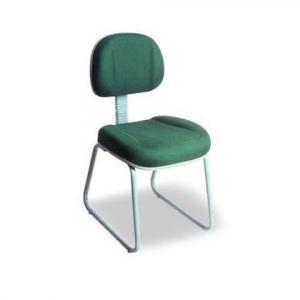 Cadeira fixa sala de reunião