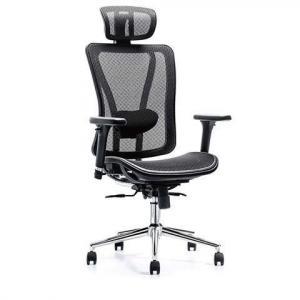 Cadeira giratória para escritório com braço