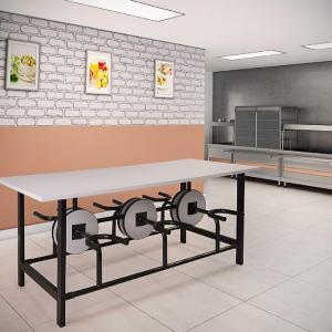 Mesa para refeitório - Cod.: 725587