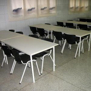 Mesa para Refeitório e Treinamento - Cod.: RF-004