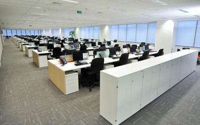 Piso Elevado ideal para escritórios - Cod.: PE-001