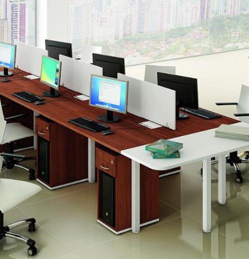 Plataforma de Trabalho - Cod.: PLT - 004