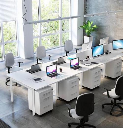Plataforma de Trabalho - Cod.: R4 Branca